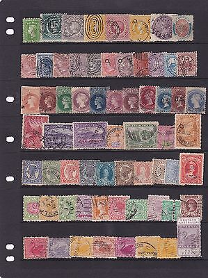 Australian States - South Australia collection 10 different