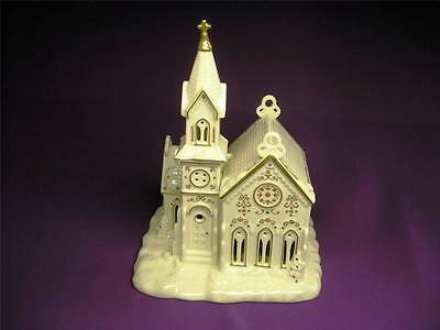 LENOX 2007 MISTLETOE PARK SERIES VILLAGE CHURCH AMERICAN by DESIGN NEW IN BOX