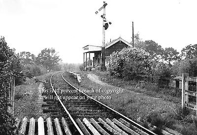 Photo Of Frittenden Station On Kent & East Sussex Railway 1938