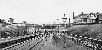 Photo Of Sidley Station Sussex On The Crowhurst Line 1902