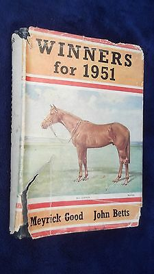 Horse Racing - Winners For 1951 - Good And Betts