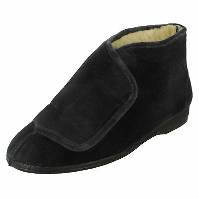 Wholesale Mens Bootee Slippers 16 Pairs Sizes 7-11  ALBERT
