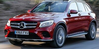 Mercedes Benz GLC Class workshop repair service manual 2015 to 2016 inc coupe