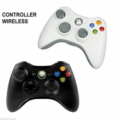 JOYSTICK XBOX 360 WIRELESS WIFI COMPATIBILE CONTROLLER new SM