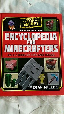 Encyclopedia for minecraft