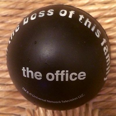 The Office Stress Ball In The Boss Of This Family David Brent BBC