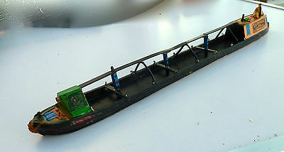 Hornby OO Guage Barge  Livery.  Boxed
