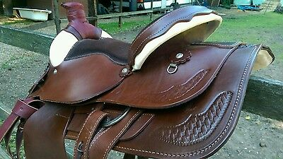 Royal King Texas Roper Saddle