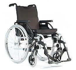 NEW Breezy Basix 2 48cm - 125kg Personal Assistive Mobility Equipment