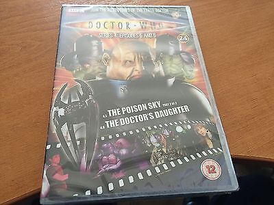 Doctor Dr Who Region 2 Dvd From The Dvd Files - Series 4 - Episodes 5 & 6