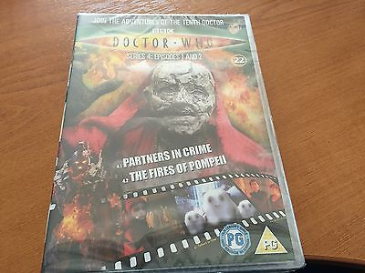 Doctor Dr Who Region 2 Dvd From The Dvd Files - Series 4 - Episodes 1 & 2