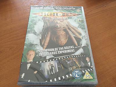 Doctor Dr Who Region 2 Dvd From The Dvd Files - Series 3 - Episodes 5 & 6