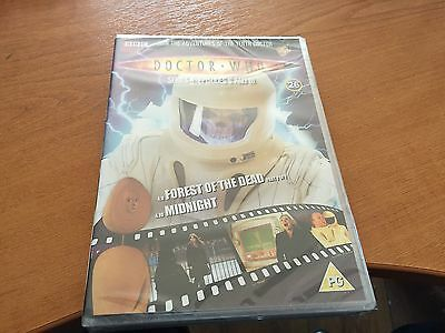 Doctor Dr Who Region 2 Dvd From The Dvd Files - Series 4 - Episodes 9 & 10