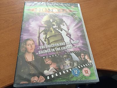 Doctor Dr Who Region 2 Dvd From The Dvd Files - Series 4 - Episodes 7 & 8
