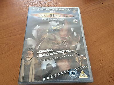 Doctor Dr Who Region 2 Dvd From The Dvd Files - Series 3 - Episodes 3 & 4