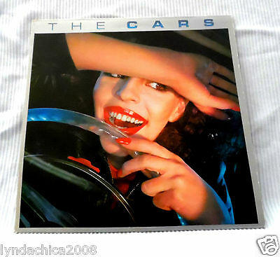 Vintage THE CARS FIRST RECORD 1978