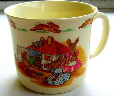 Royal Doulton Bunnykins Cup 1939 ***EXCELLENT USED CONDITION***