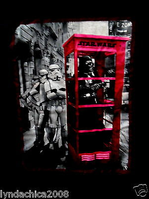 STAR WARS Shirt (Size LARGE) ***Officially Licensed***
