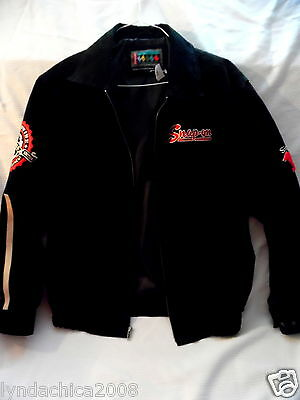 SNAP ON TOOLS Leather Jacket & Shirt (Size SMALL) ***Licensed Merchandise!***