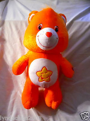 HUGE Laugh-A-Lot Care Bears Plush Toy (23 INCHES)