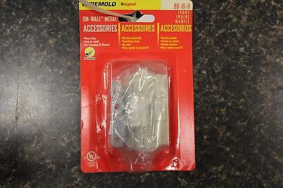 New B9-10-11 Wiremold On Wall Accessories  New