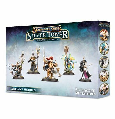 Warhammer Quest: Silver Tower Arcane Heroes