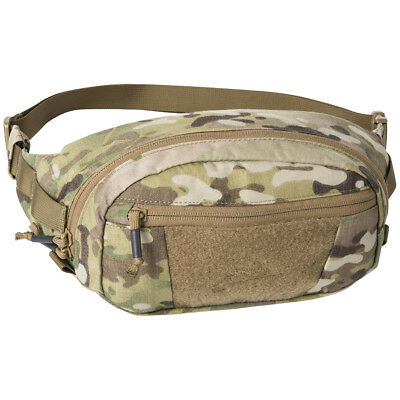 Helikon Bandicoot Tactical Waist Pack Travel Hip Bag Fanny Pack Cordura MultiCam