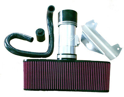 WMS High Velocity Ram Air intake, 2005-2009 Ford Mustang 4.0 V6, cold air filter