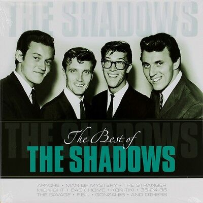 THE BEST OF THE SHADOWS  THE SHADOWS Vinyl Record