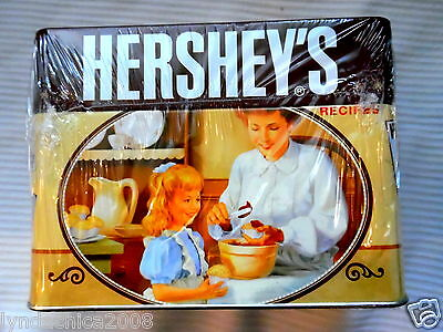 Hershey's Milk Chocolates Recipes ***BRAND NEW IN SEALED PLASTIC***
