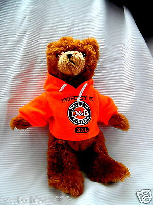 Dave & Buster's Teddy Bear (14 INCHES)