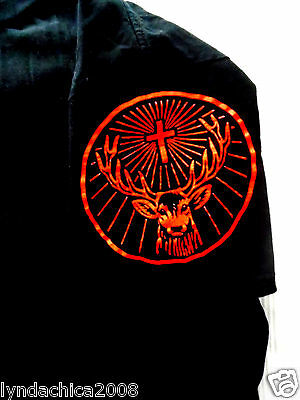JAGERMEISTER Promo Shirt (Size LARGE) ***VERY RARE!***