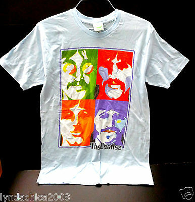 The BEATLES Shirt (Size M) ***Officially Licensed***