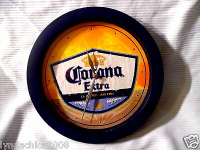 CORONA EXTRA Limited Edition Collector Clock