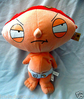 Family Guys STEWIE Plush Toy (16 INCHES) ***Brand New with Tags***