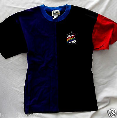 Vintage JOSEPH AND THE AMAZING DREAMCOAT Embroidered Shirt (Size XL)