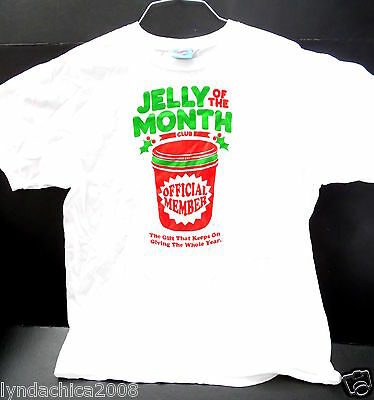 A Christmas Story JELLY OF THE CLUB Shirt (Size XL) ***BRAND NEW***