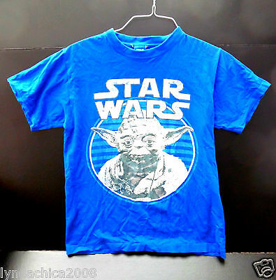 Vintage STAR WARS Yoda Shirt (Size Small) ***Officially Licensed***