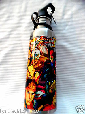 STREETFIGHTER IV Collectible Sport Bottle ***BRAND NEW***