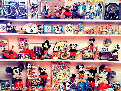 Vintage DISNEY CHARACTER TREASURY Puzzle By Golden (550 PIECES)