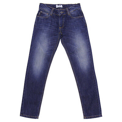 Moschino jeans blu in denim