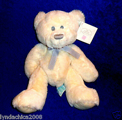 LULLABY Plush Teddy Bear by RUSS (11.5 INCHES) ***NEW WITH TAGS***