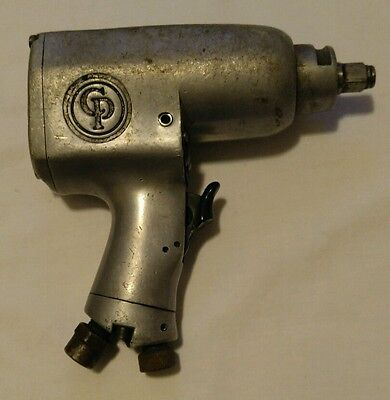 """Chicago Pneumatic CP734 1/2"""" Super Duty Air Impact Wrench. Tested & Works"""