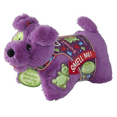 """Sweet Scented 16"""" Pillow Pets: Gummi Pup"""