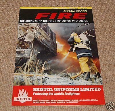Fire Magazine - Vol 82 No 1015 January 1990