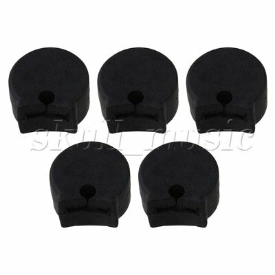 5PCS Rubber Clarinet Thumb Rest Cushion PROTECTOR Comfortable