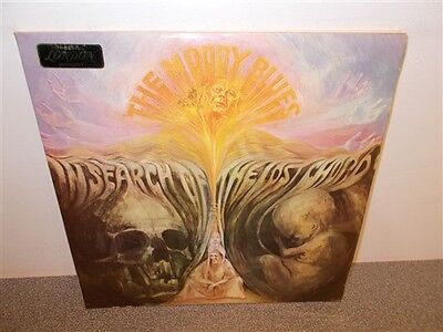 The Moody Blues . In Search Of The Lost Chord . Stereo . DSS-SML 711 . UK . LP