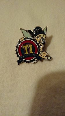 Disney Pin WDW Promotion Trading 10th Anniversary Tinker Bell Ti Norway