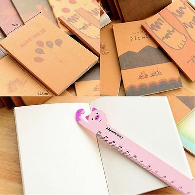 Mini Sketchbook Drawing Office Schedule Cute Pocket Book Notebook Note Paper