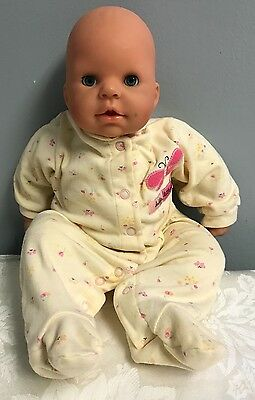 Zapf Creation interactive doll baby Annabell, 2002, Germany